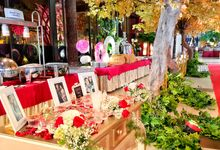 THE WEDDING OF WIRATAMA & SANITCA by PUSPA CATERING