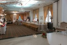 The Wedding of Andy & Ike by The Hermitage Jakarta by Marriot International