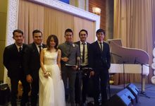 The Wedding Of Michael & Monica by Venus Entertainment