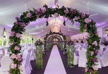 Love Stories - A Wedding in the Park Showcase by Hotel Fort Canning