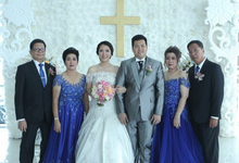 Albert and Ivone Wedding by Anita Cynthia Couture