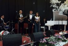 The Wedding Of Ricky & Amelia by Venus Entertainment