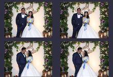 Rendy & Vania by Twotone Photobooth