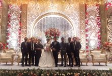 The Wedding Of Viesend & Stefany by Venus Entertainment
