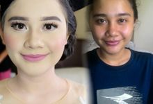 Graduation makeup by VidJei Makeup