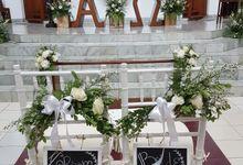Dekorasi Rustic Di Sumber Kasih by nanami florist