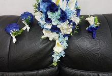 Handbouquet For Metha by nanami florist