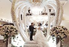 The Wedding Of William And Ivanna by Dream Decor