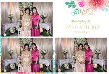 The Wedding of Pang & Sherly by Dreamcatcher Photobooth Bali