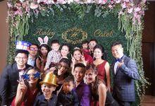 Ashley & Caleb's Wedding Celebration by UNIQBOOTH Photobooth Service