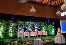 Andre & Lilis Wedding by United Grand Hall