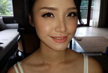 Dorena's Flawless Makeup by Charlotte Sunny