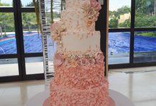Sweet Peach... by Sugaria cake