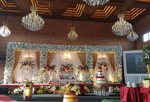 Bustamin & Dessy Wedding by United Grand Hall