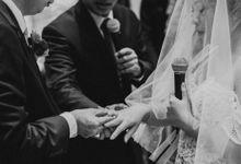 The Wedding Of Johanes And Jennie - 07.10.2017 by Sugarbee Wedding Organizer