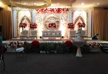 Wedding Rubi & Bianca - 09 Desember 2017 by Kirana Two Function Hall