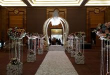 The Wedding Of Hendry & Raissa by MC ADI CHANDRA
