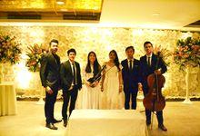 The Wedding - Thamrin Nine Ballroom by BERN MUSIC SIGNATURE
