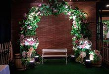 Samuel & Dessy Wedding by United Grand Hall