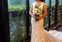 The Wedding Of Steel And Steffi by W The Organizer