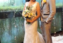 The Wedding Of Steel And Steffi by BEST Entertainment and Organizer