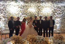The Wedding Of Suhandi & Maureen by Venus Entertainment