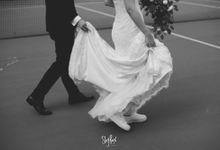 Wedding Nadya & Morris by SKYBOX