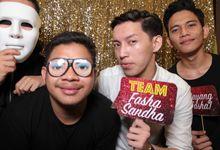 Birthday Party Fasha Sanda by InstaboothKL