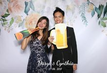 Wedding Photobooth - Daryl n Cynthia 2017 by DREAMKATCHER