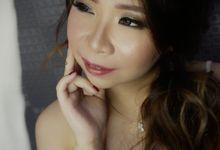 Makeup for Ms Hannie by Vivi Esther Makeup Artistry