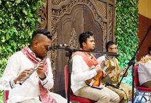 Pernikahan Tradisional Jawa di Sasana Kriya Carani by Chaka Music Production