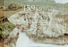 Prewedding Trip To Bali Sisa 1 Slot by Delova Photography