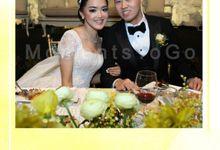 John & Jesslyn Wedding by Moments To Go