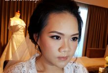 Wedding Make Up & Hair by Susanti Tedja Make Up