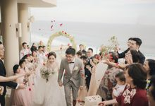 Fairy Tale Wedding of Dwi and Marco by Varawedding