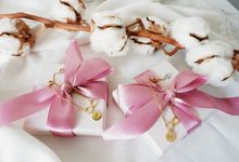 Irsyalina's Bridesmaid Gifts by AEROCULATA