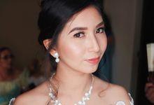 Classic Bridal Look by Beauty by Felisadae