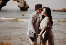 Gregory & Felicia Bali PREWEDDING by Delova Photography