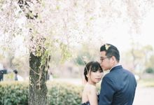 Prewedding of  Alfian & Nerissa by PERIPLE PICTURE