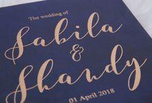 Sabila & Shandy by FOYYA