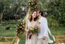 Bohemian Wedding by The Ubud Village Resort
