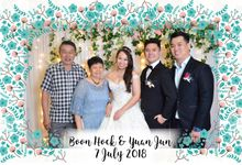 Fairylights Floral Backdrop by Once A Prop A Time Pte Ltd