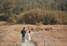 Prewedding Yosep & Vega by Almapics