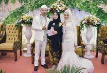Wedding day Dian & Rea by Halo Ika