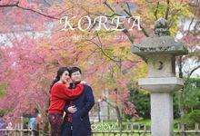 Prewedding Trip Korea by Delova Photography