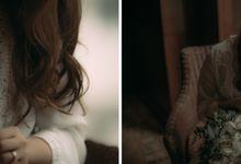 Jessika & Nox Wedding by The Daydreamer Studios