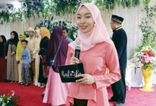 Wedding Day Annisa Fauziah & Muhammad Taufik by Halo Ika