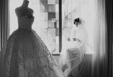 Toosa & Felicia Wedding Day by Dfleur Photography