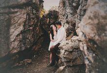 Prewedding Of Triandri & Angeline by Dfleur Photography