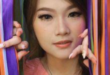 Korean Look Photoshoot by Sarjanakuku